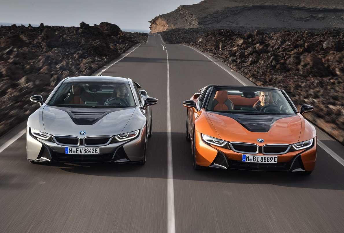 插电式混合动力涡轮引擎不畅销?BMW i8 将在今年4月停产!