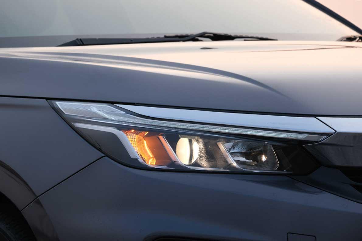 2020 Honda City 将在今年登陆我国市场,盘点2020 City 的5大看点