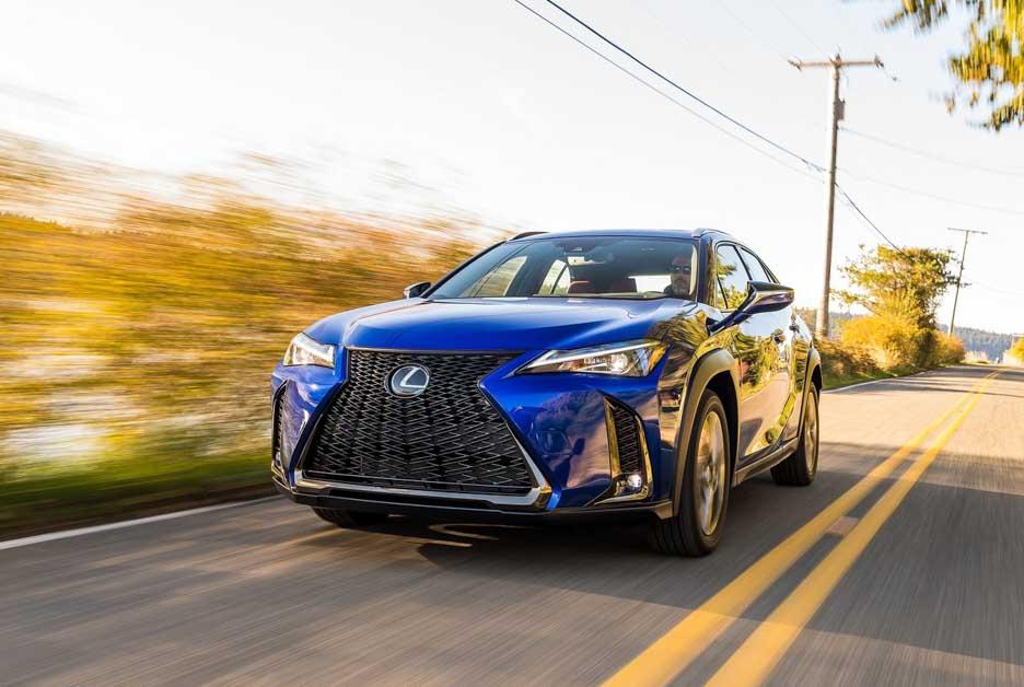 Lexus UX 复新车引进我国市场,比新车便宜4万令吉!