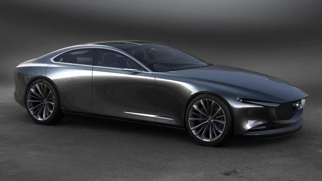 新一代 Mazda 6 将采用直列六缸 Skyactiv-X 混动引擎以及后驱系统?