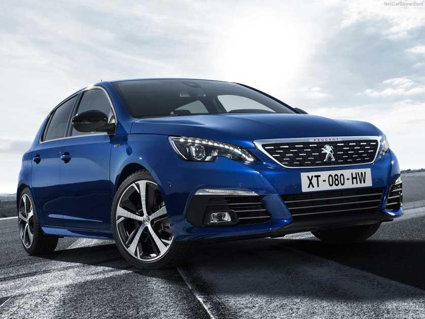 新一代 Peugeot 308 或将有300Hp 的最大马力?