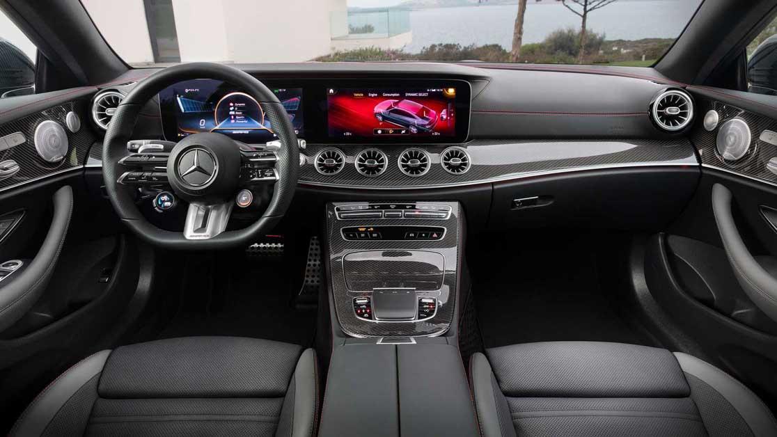 2021 Mercedes-AMG E53 Coupe 以及 Cabriolet 敞篷版正式发布,内外升级,马力429Hp!