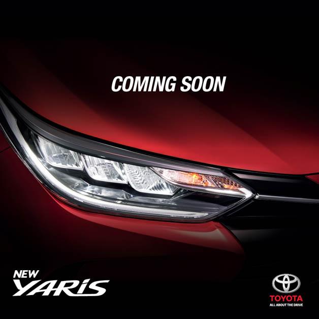 2021 Toyota Yaris Malaysia