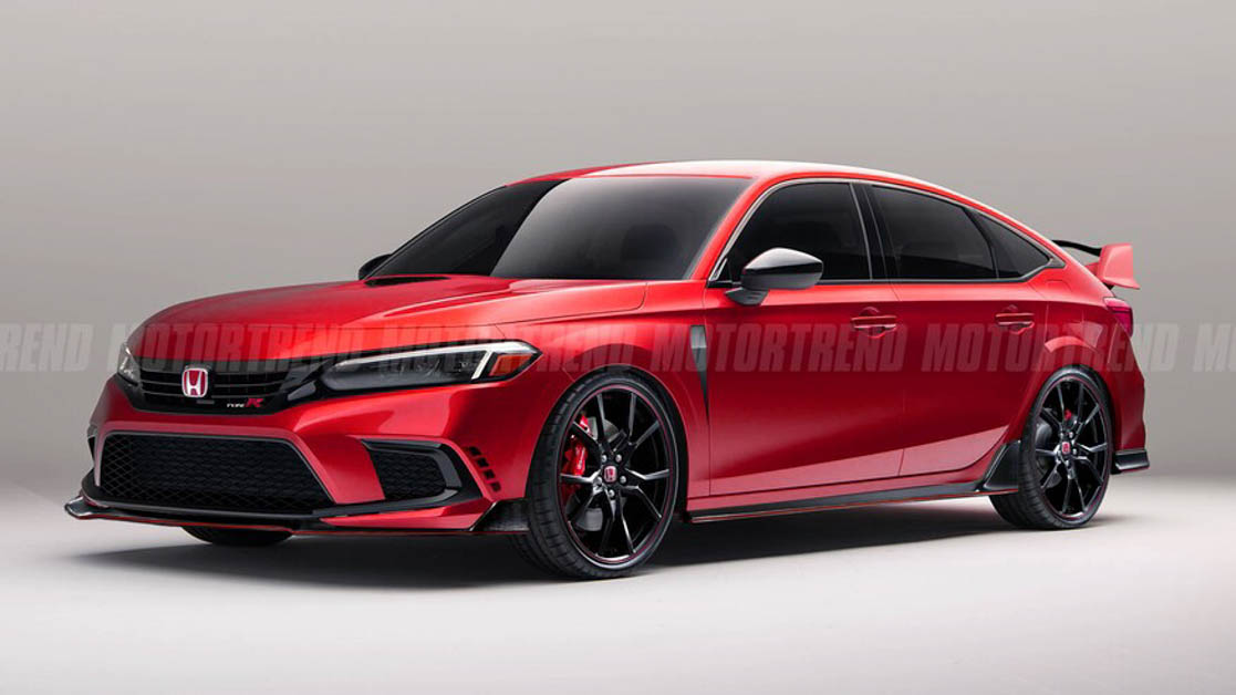 2022 Honda Civic Type R