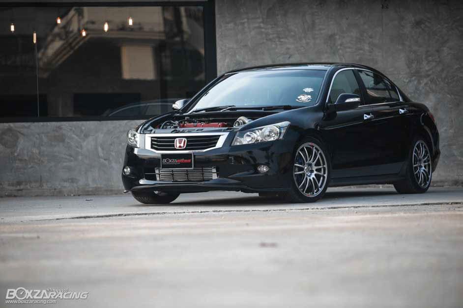450Hp Honda Accord GC8
