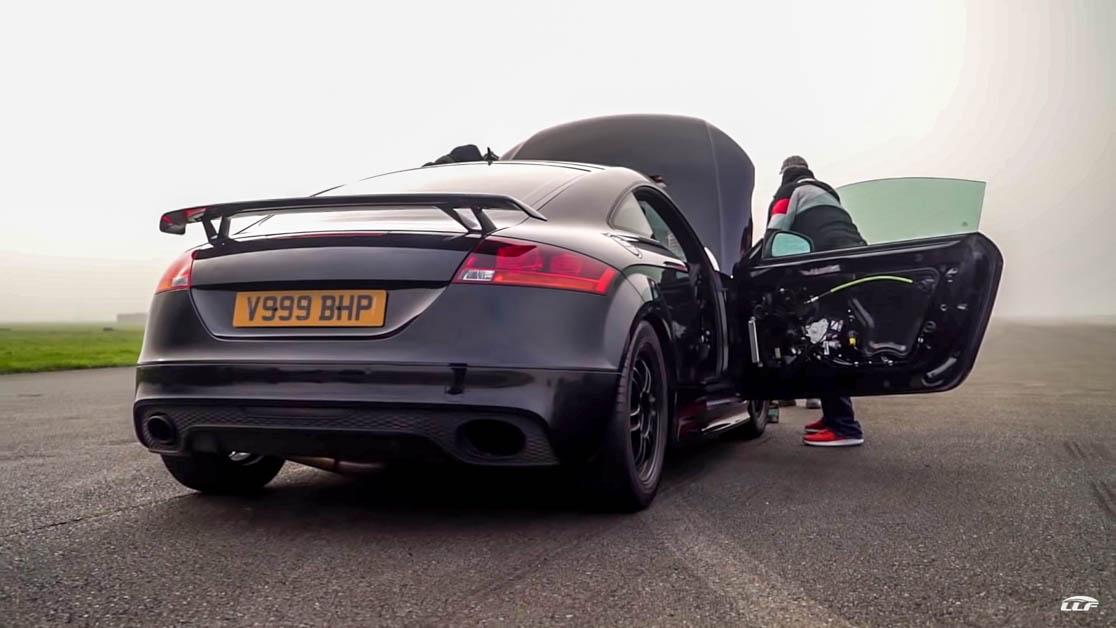 Audi TT RS 1100Hp