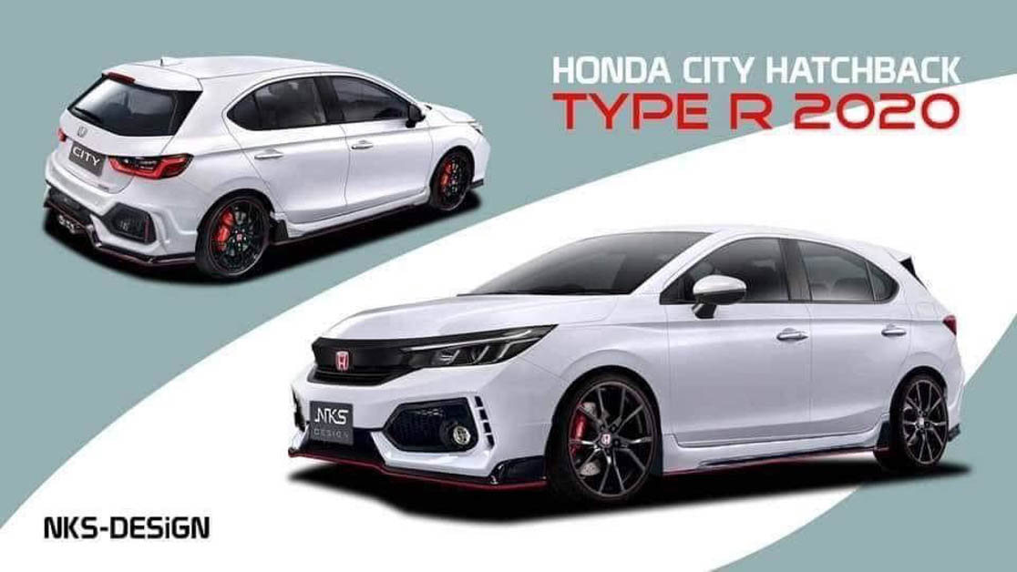 Honda City Hatchback Type R