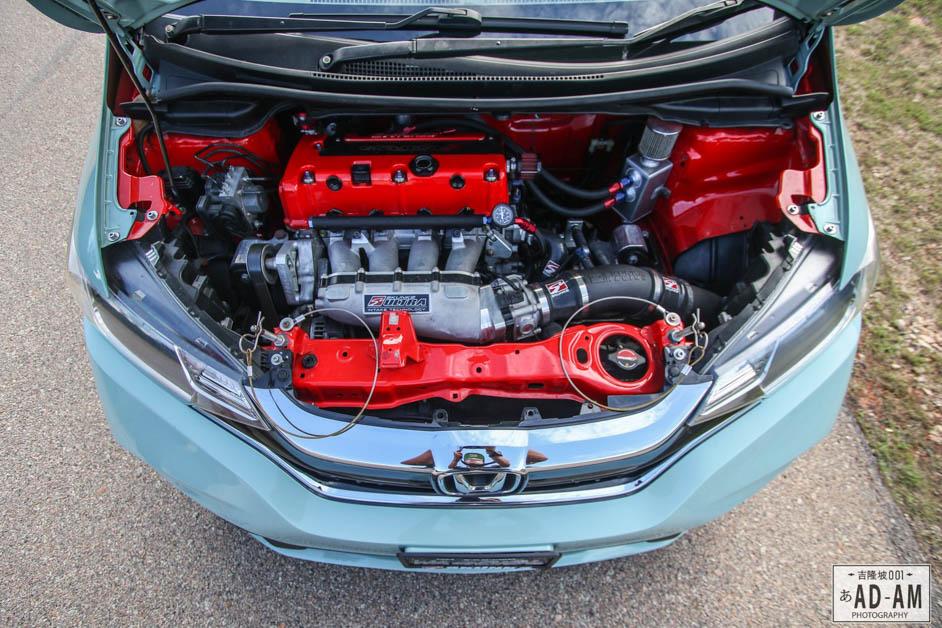 Honda Jazz GK5 K20