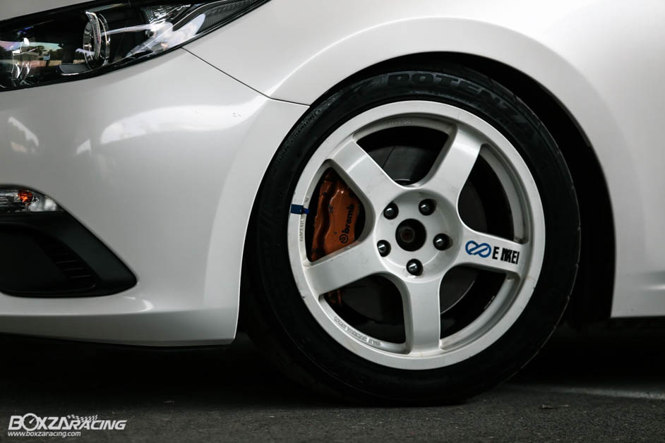 Mazda 3 400Hp