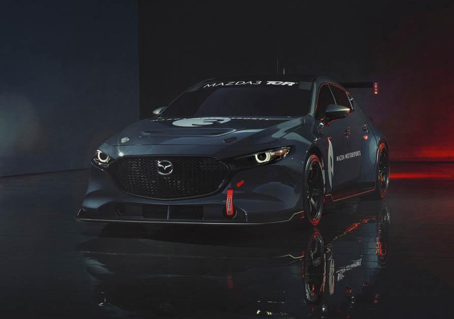 Mazda 3 Turbo