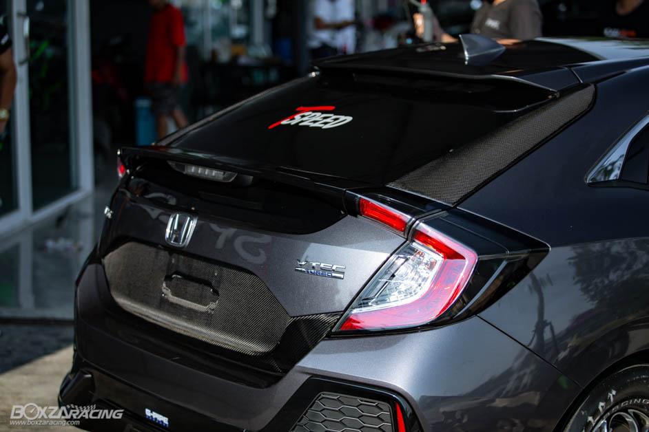T-Speed Honda Civic VTEC Turbo