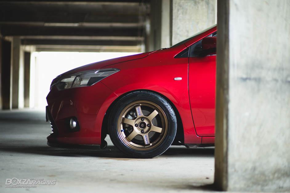 Toyota Vios Turbo