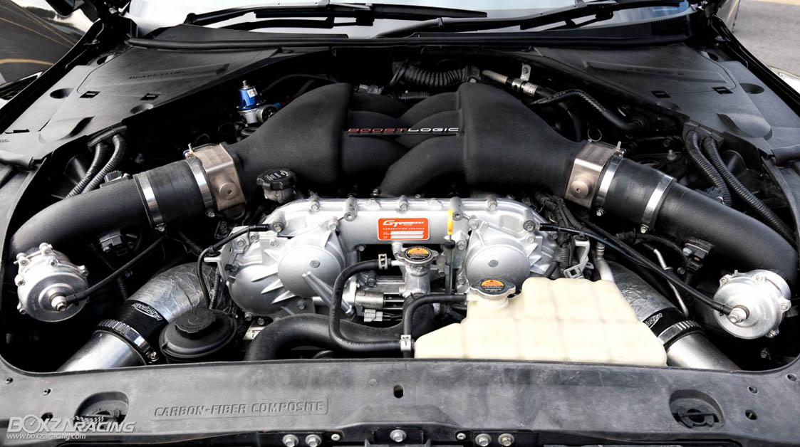 1221Hp Nissan GT-R R35 -