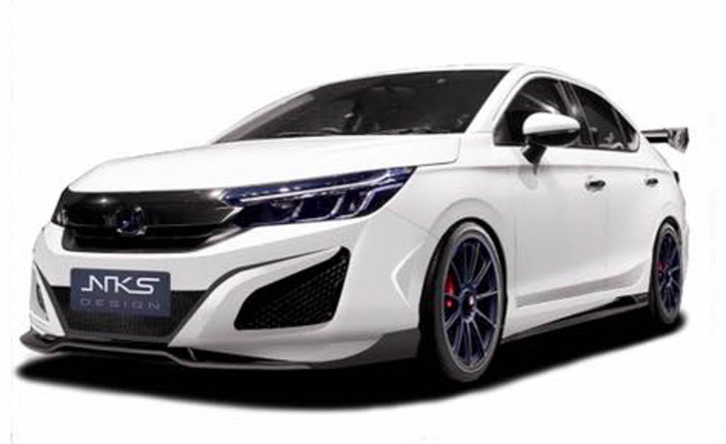 2020 Honda City NSX
