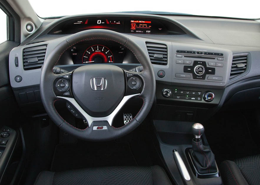 Budget C-Segment Sedan