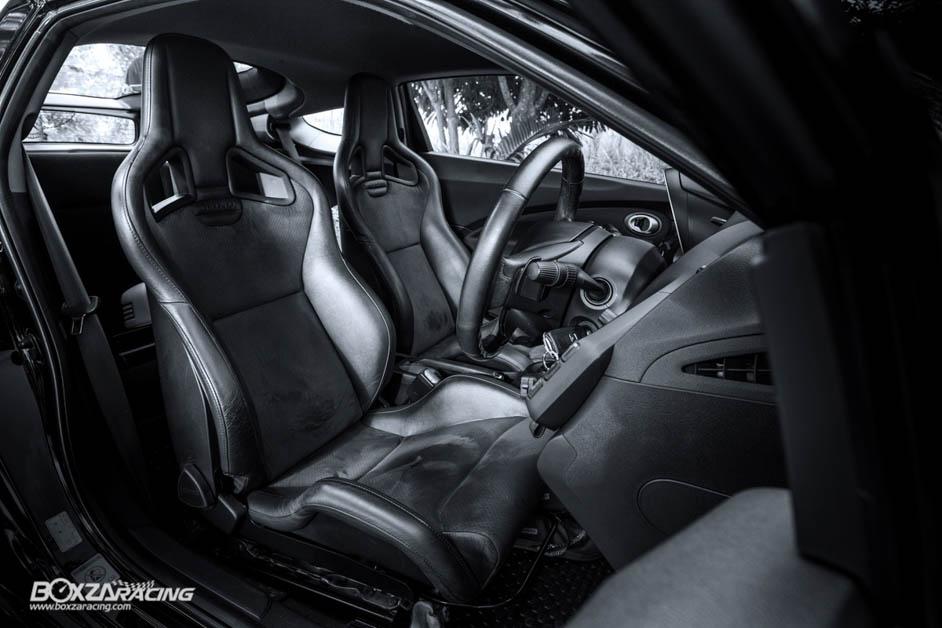 Honda CR-Z Modification