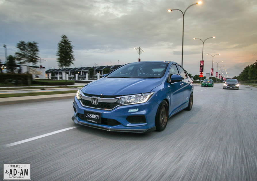 Honda City GM6 Modifcation