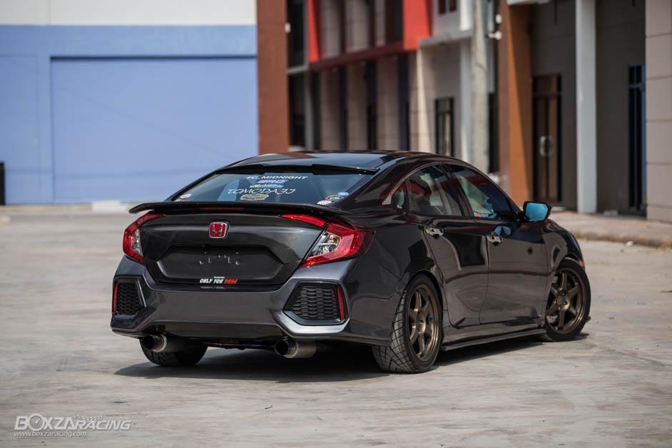 Honda Civic FC Spoon Modify