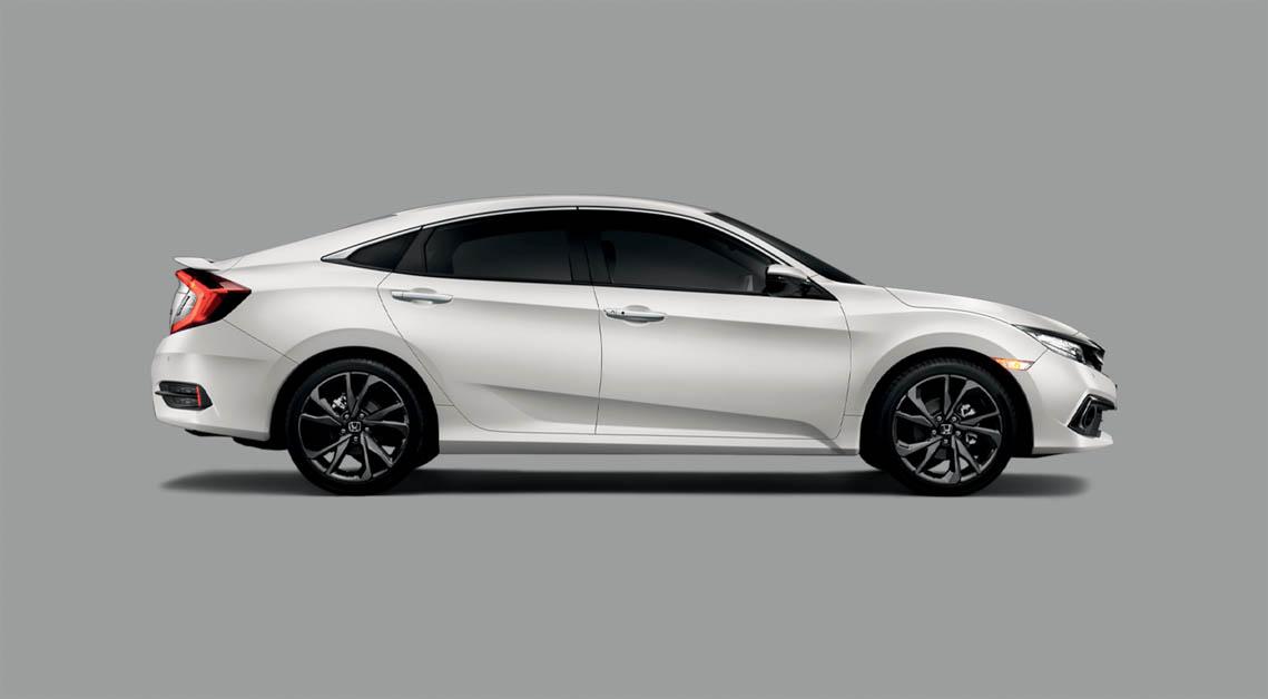 Honda Civic VS Mazda 3 Sedan VS Toyota Corolla