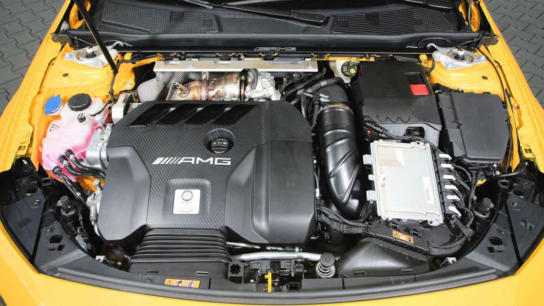 Mercedes-AMG A45 S Posaidon