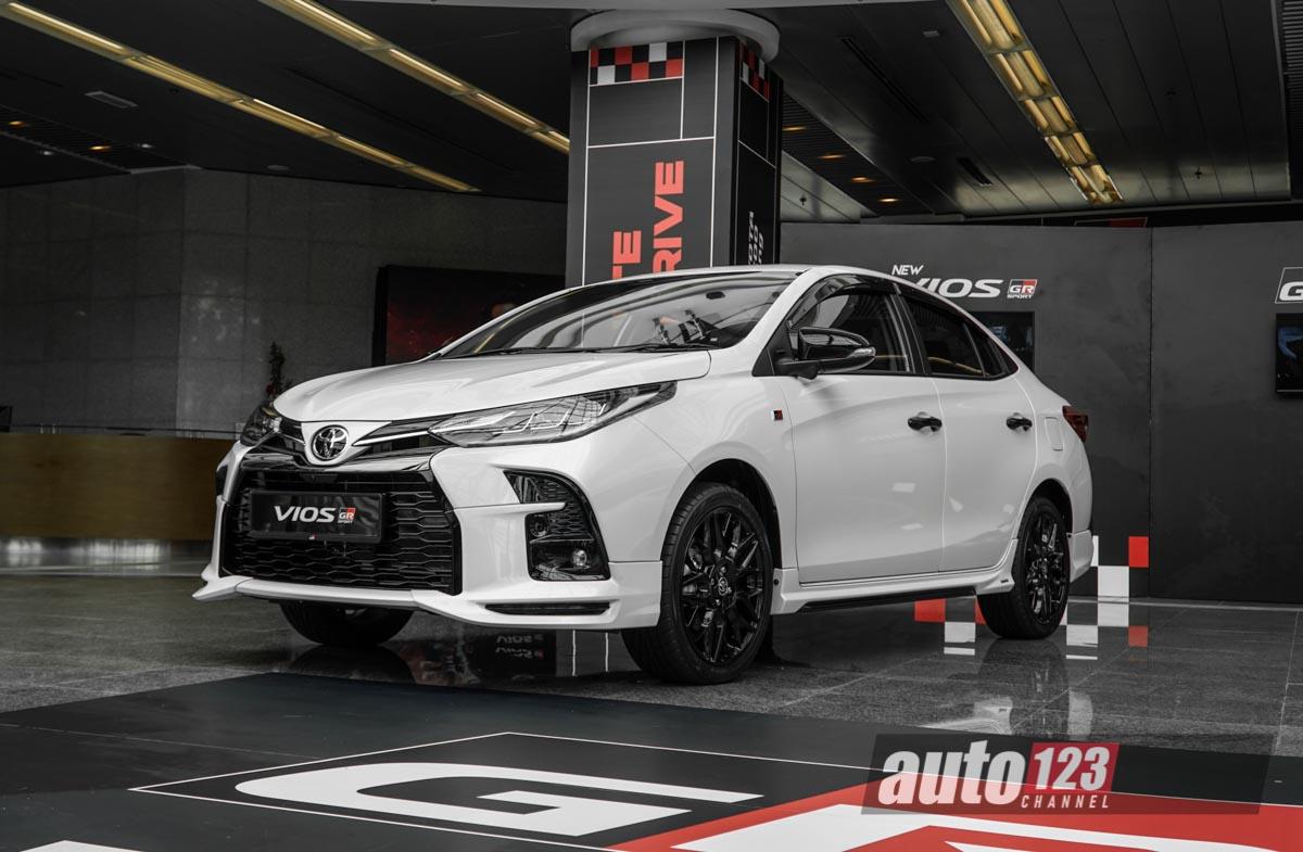 Toyota Vios GR-Sport