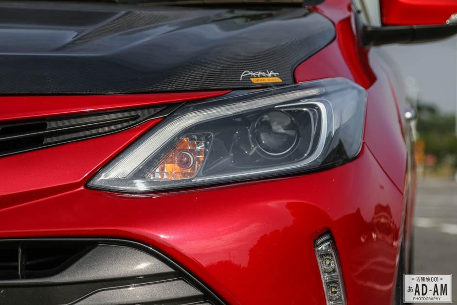 Toyota Vios Gen3 Modify