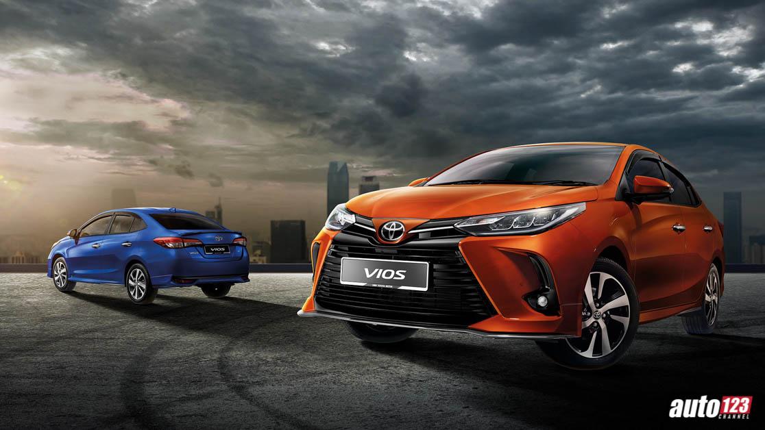 Toyota Vios VS Honda City