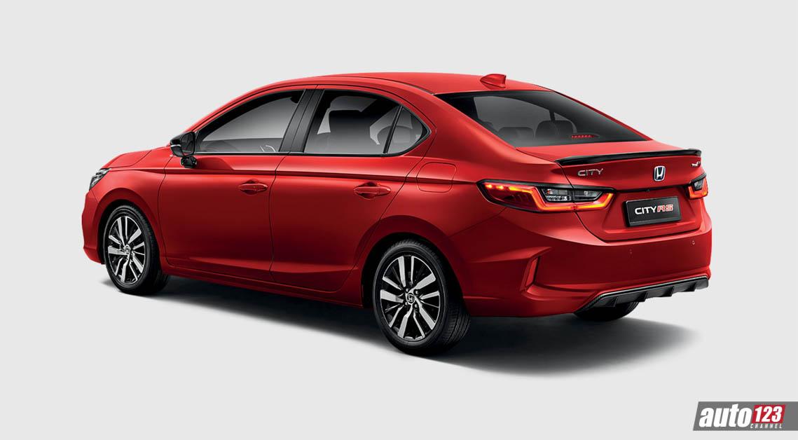 Toyota Vios VS Honda City -42876