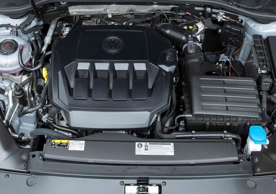 Volkswagen Passat B8 Used Car