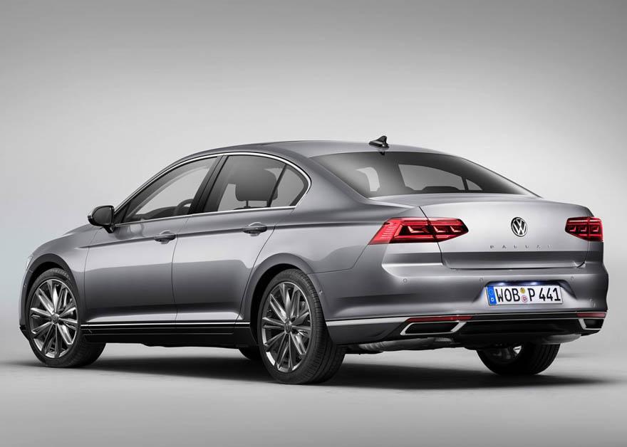 Volkswagen Passat Elegance