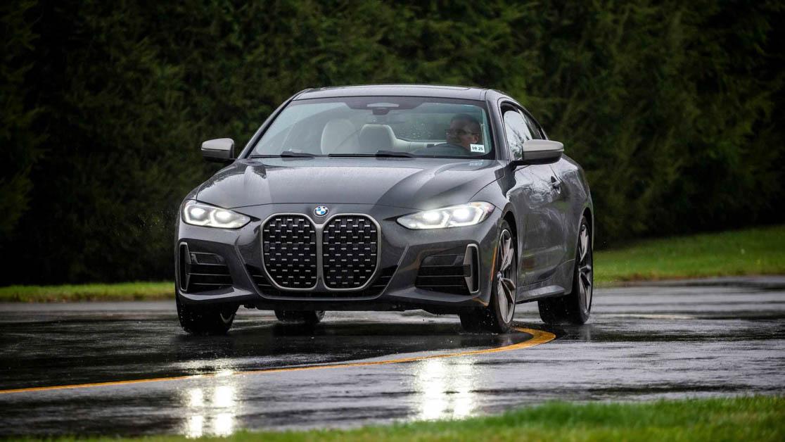 2021 BMW 430i Coupe M Sport