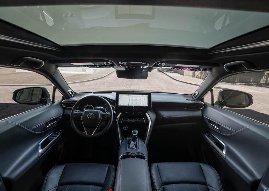 2021 Toyota Harrier