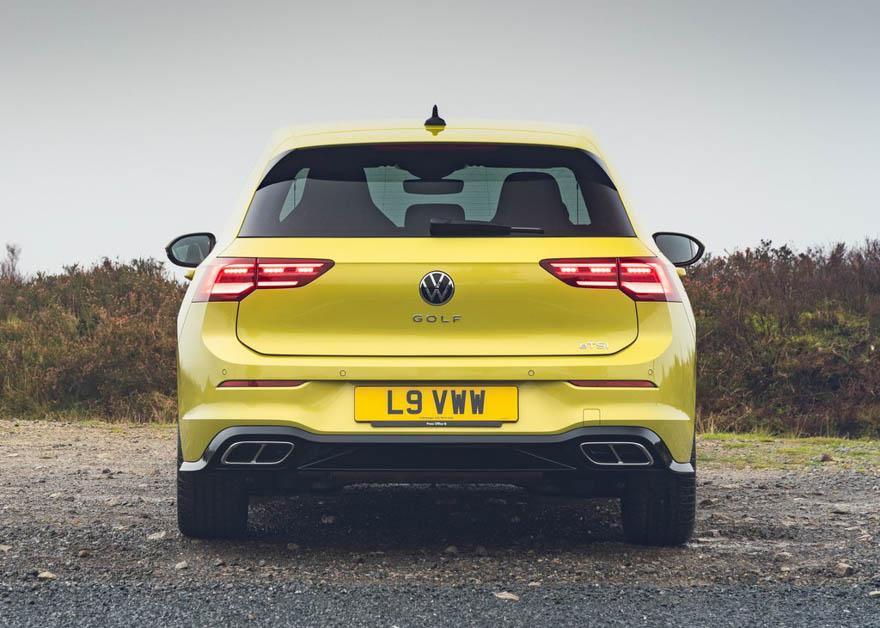 2021 Volkswagen Golf MK8
