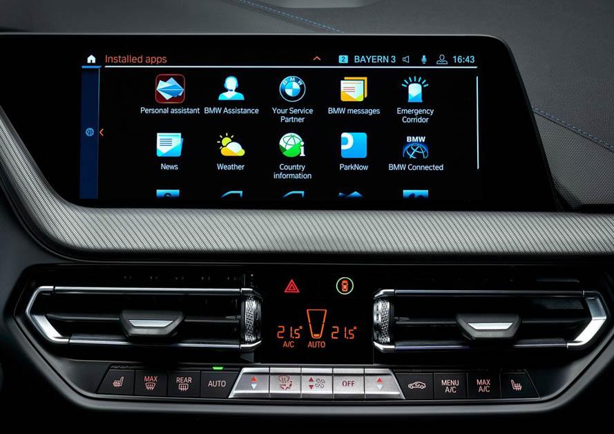 BMW 218i Gran Coupe M Sport