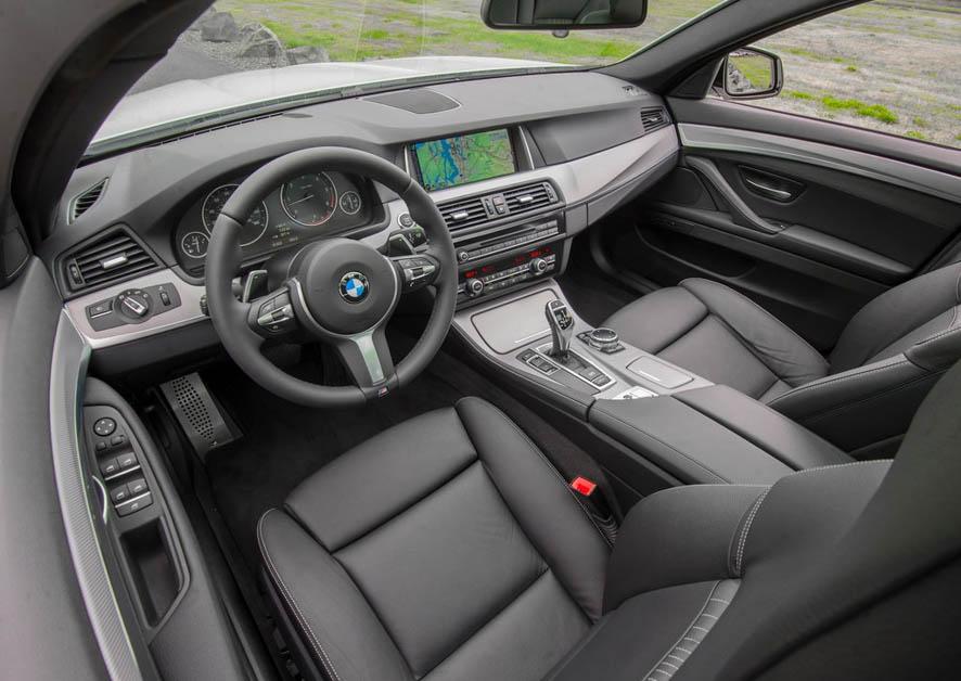 BMW 528i M Sport