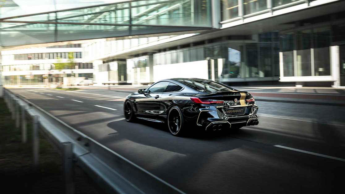 BMW M8 Competition By Manhart