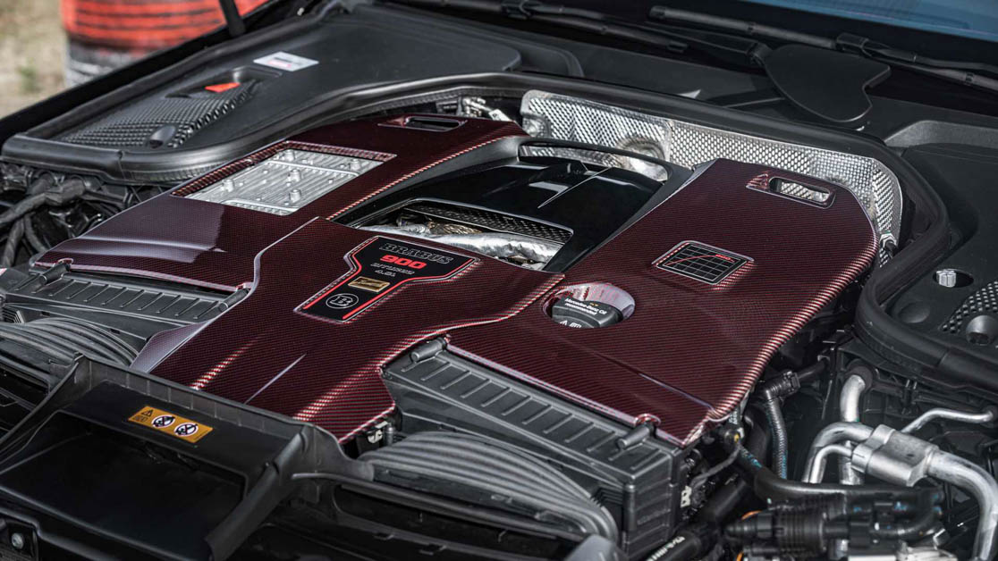 Brabus Rocket 900 AMG GT63 S