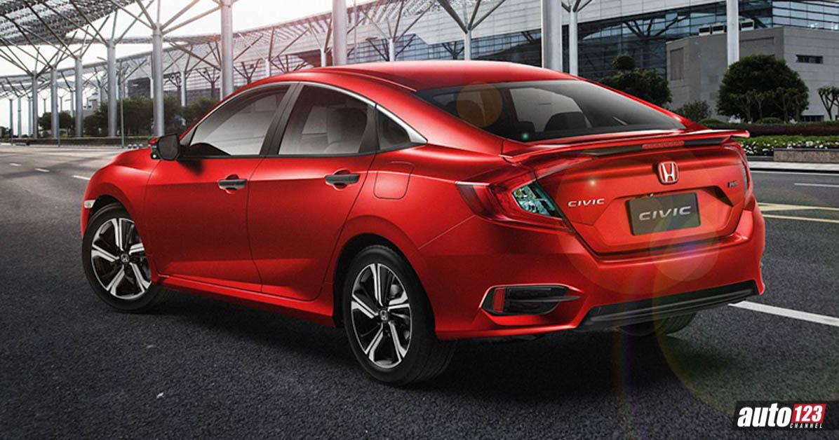 Honda Civic 1.8S