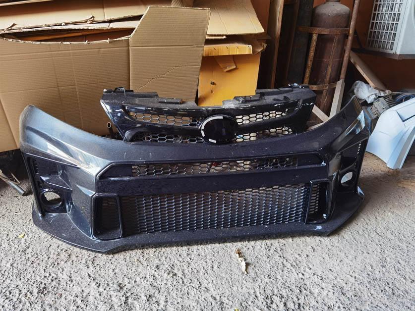 Perodua Myvi GR Body Kits