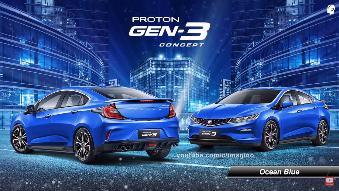 Proton Gen3