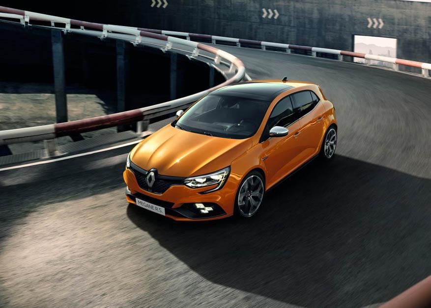 Renault Megane RS280 Cup