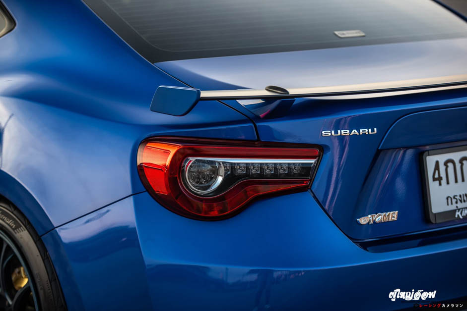 Subaru BRZ & TOyota GT86