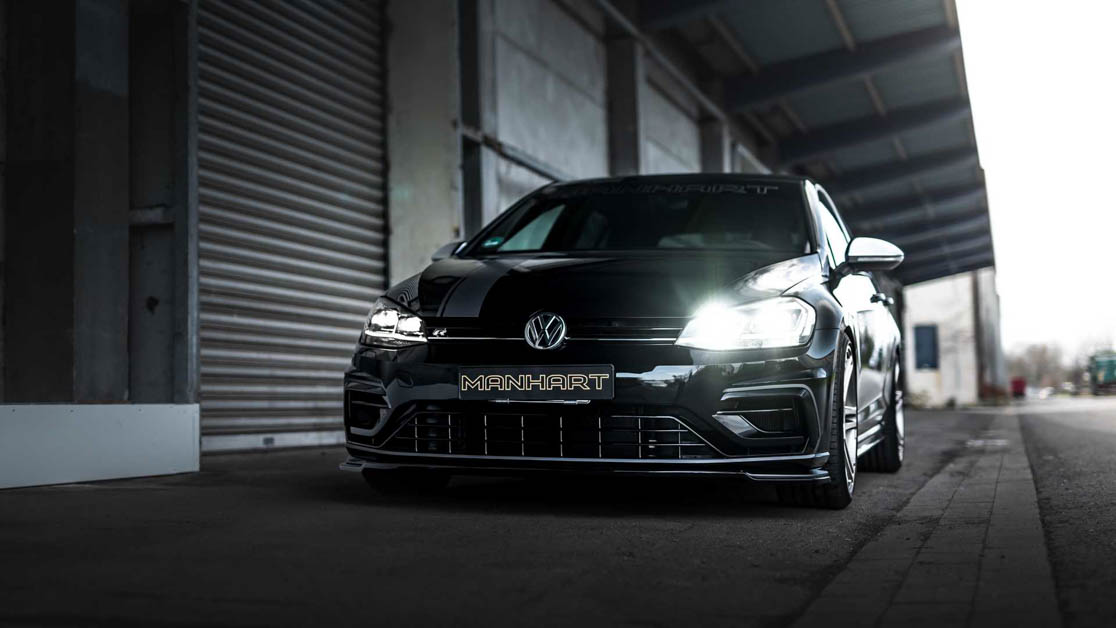 Volkswagen Golf R RS450 By Manhart