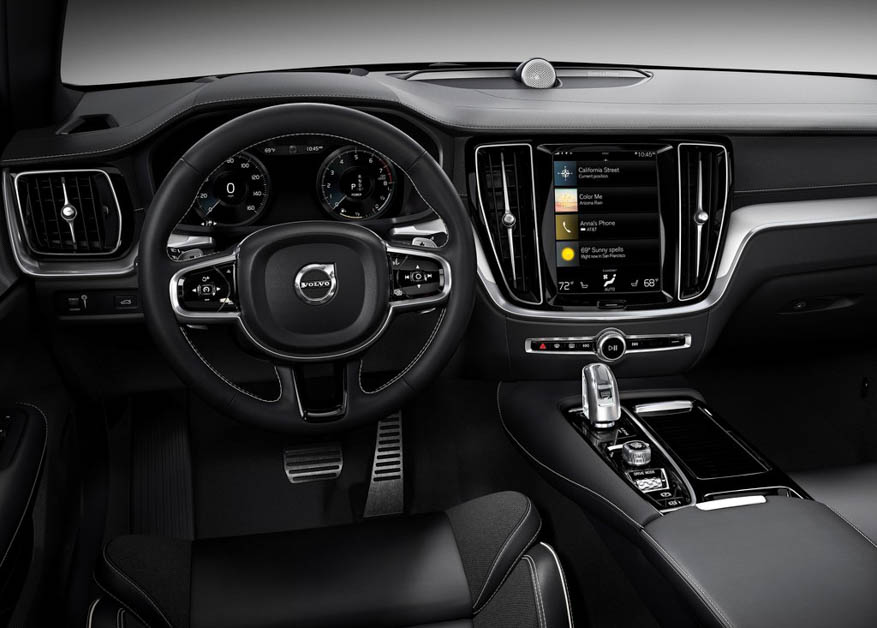 Volvo S60 T8 R-Design