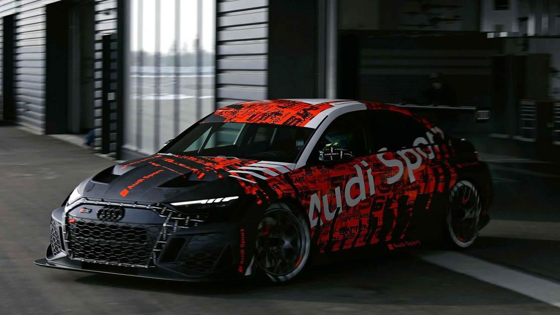 2021 Audi RS3 LMS