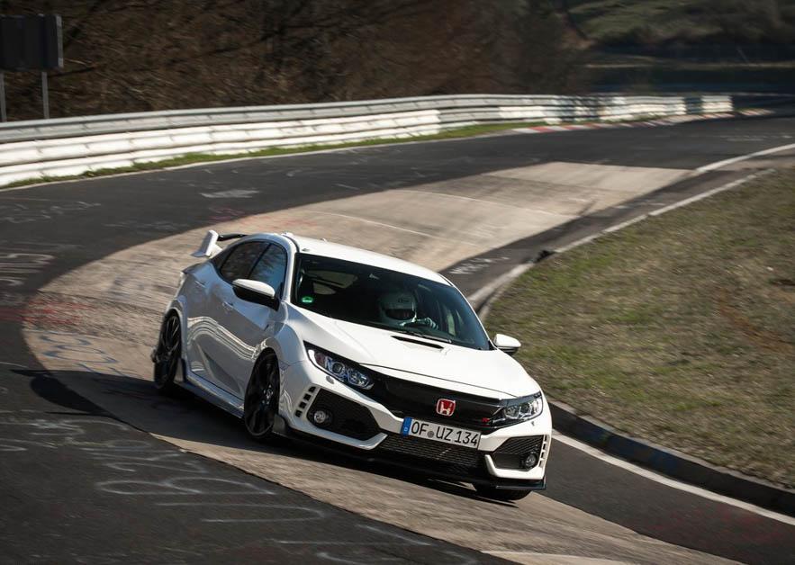 2021 Honda HR-V Type R