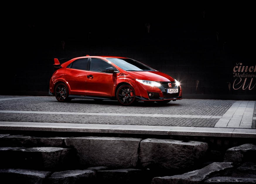 Honda Civic Type R FK2