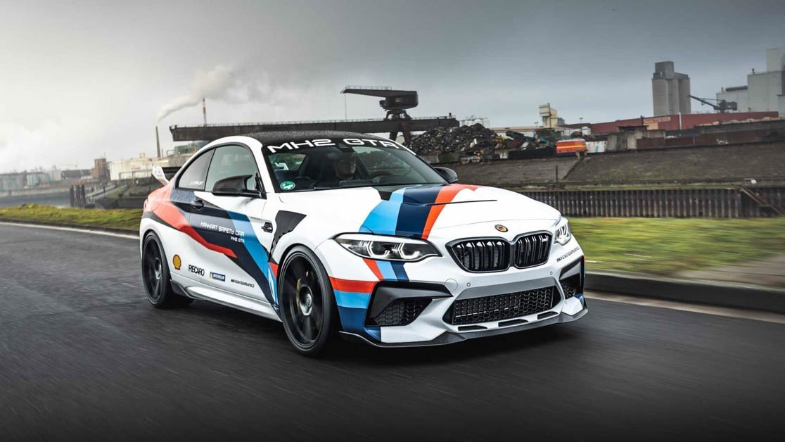 Manhart BMW M2 CS (