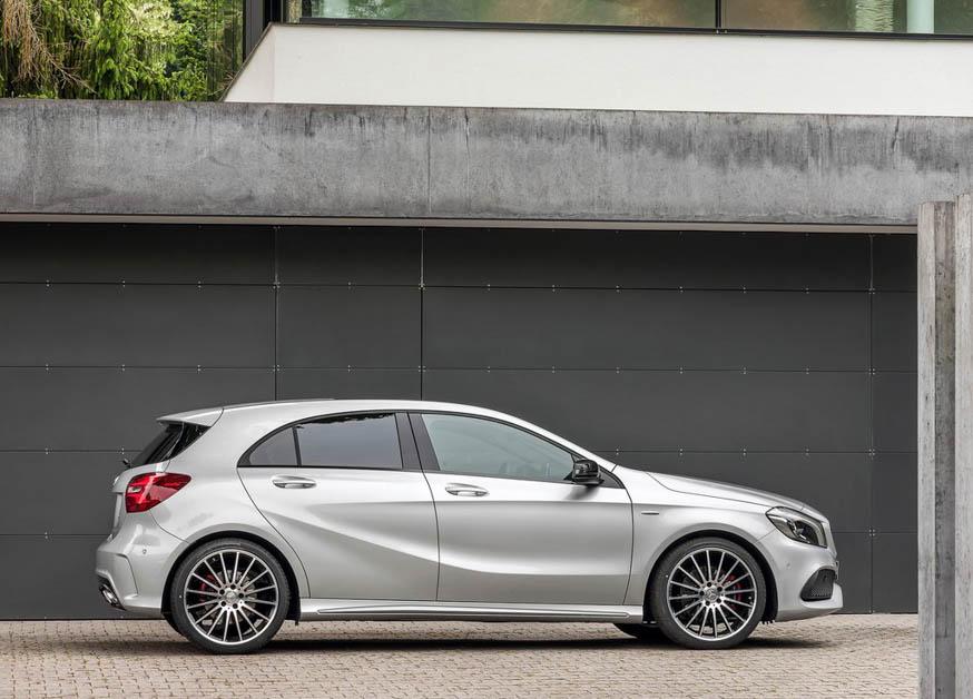 Mercedes-Benz A200 AMG Line