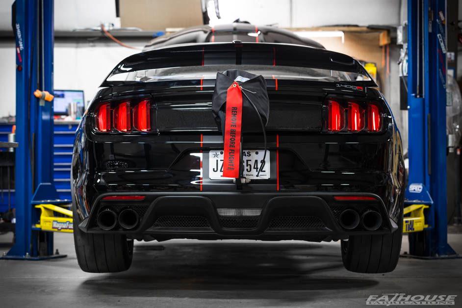 1755 HP Ford Mustang Shelby GT350 Tuned Car